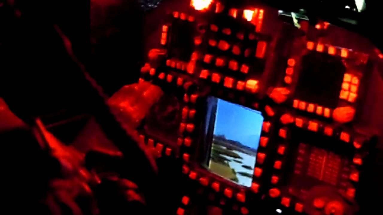 Police Led Lights >> F22 Raptor R/C Turbine Jet Interactive cockpit with ...