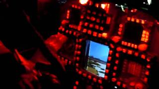 f22 raptor r c turbine jet interactive cockpit with realistic hud and led s cool
