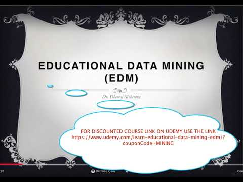 Learn Educational Data Mining