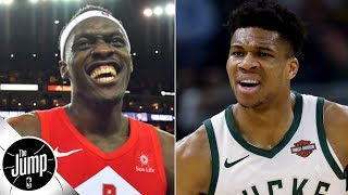 Pascal Siakam could make another Giannis Antetokounmpo-like leap - Chiney Ogwumike | The Jump