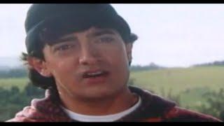 Kitna Pyaara Tujhe (Telugu) - Raja Hindustani - Aamir Khan, Karisma Kapoor
