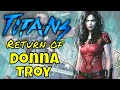 Titans 01x08 Donna Troy and Dick Grayson - YouTube