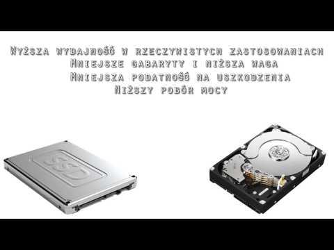 SSD vs HDD w komputerze. Jaki dysk warto kupić? Pigułka wiedzy