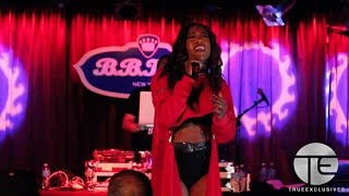 Sevyn Covers Lauryn Hill's 'Ex-Factor' Live