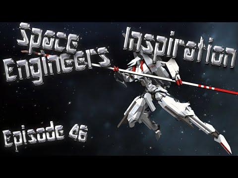 Space Engineers Inspiration - Episode 46: Nova Yacht, Condor, & 17shiki Morito