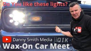 Wax On Car Meet