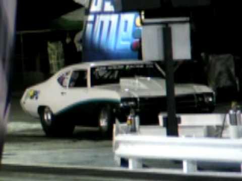 INSANE RACING OF MARYLAND runs 8's on Buick power at PASSTIME budds creek MIR