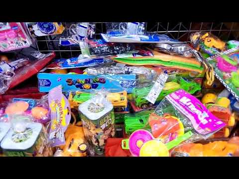 Toy Shop | We Visited The Toy Shop | Hum Toy Shop Mein Ge | Beautiful And Cheap Toy Shop