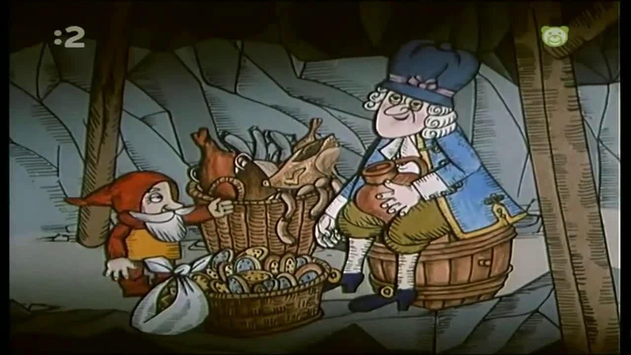 Permoník z kremnickej bane  ( 1992 )