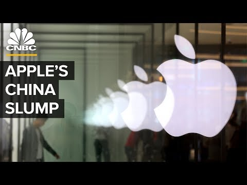 What's Behind Apple's Sales Slump And Dire China Warning?