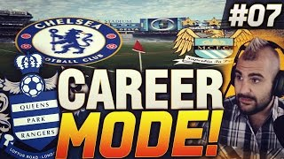 fifa 15 best team in england qpr career mode 07