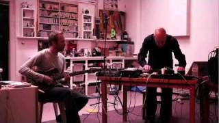 Brian Eno - Seven Sessions On A Milk Sea (4) : Allen Loop