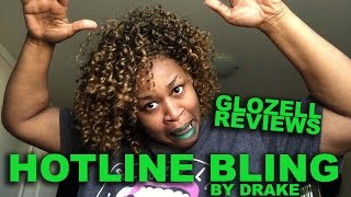 GloZell Reviews Hotline Bling Lyrics