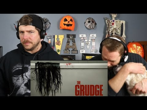 'THE GRUDGE' Red Band  Trailer Reaction