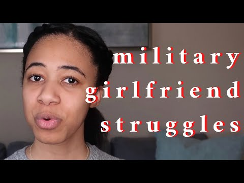 Top 5 Struggles Of A Military Girlfriend | Life Of A Navy Wife