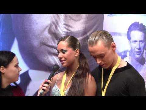 Klyuev Ivan - Orlova Mariya, Interview