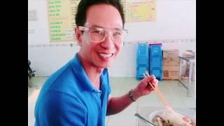 Hủ tiếu Mỹ Tho ăn no khỏi lo | Gia Đình Lý Hải Minh Hà