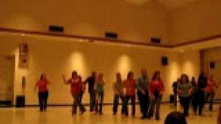 2009 Fall UAA Salsa Dance Performance