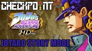 jojo s bizarre adventure hd jotaro story mode