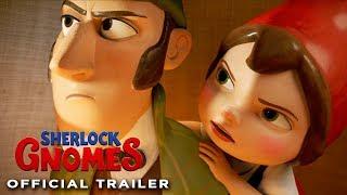 Sherlock Gnomes   International Trailer   Paramount Pictures International