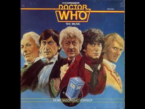 Ron Grainer - Dr. Who Full Theme, 1974 (Instrumental Cover)
