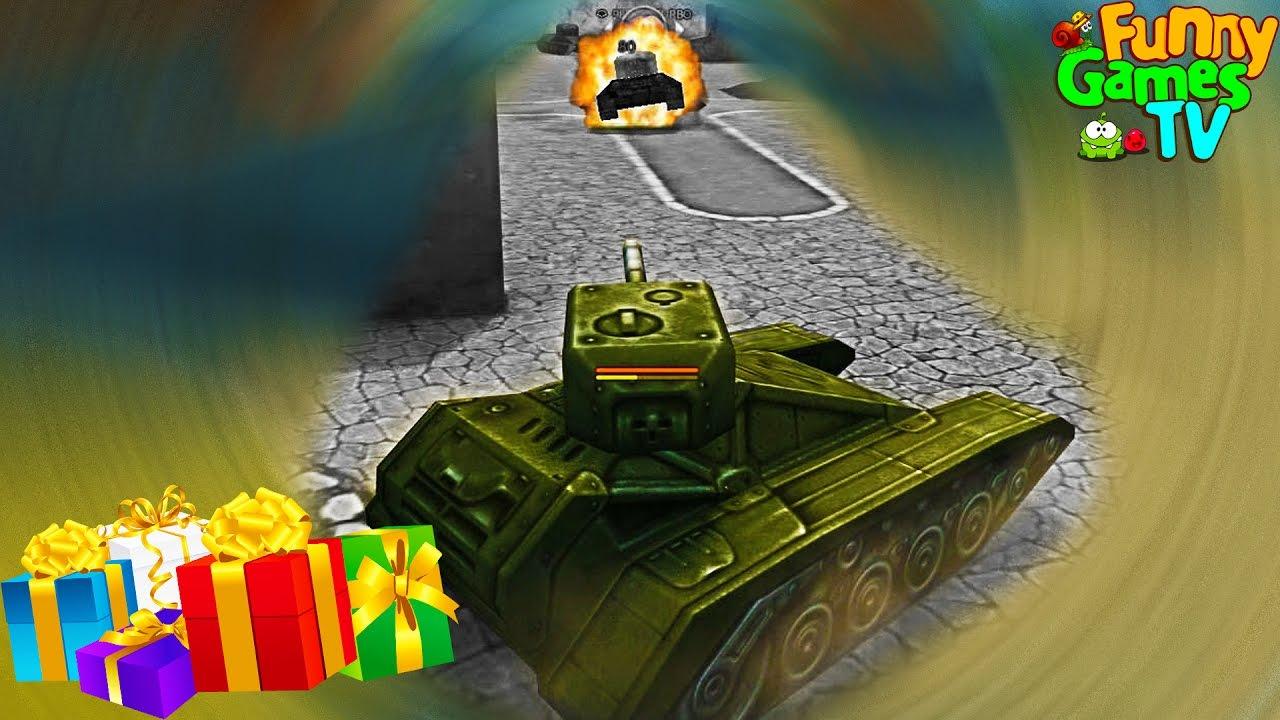 Новый игровой мультик про Танки Онлайн видео для детей ТАНКО МУЛЬТ