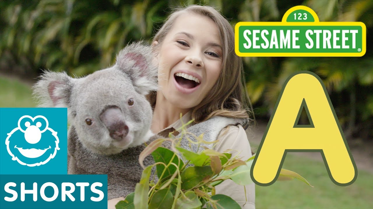 Sesame Street: A is for Animals with the Irwin Family