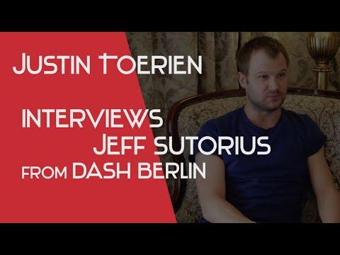 Ultra 2016 - Justin Toerien Interviews Dash Berlin