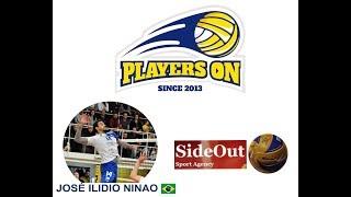 Players On Voleibol - José Ilidio Ninao (Middle Blocker) (2017/2018)