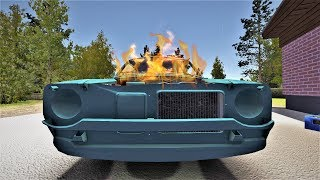 MY SUMMER CAR - Uda się zapalić silnik?