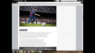 """How to download """"FIFA 13"""" [PC] [HD]"""