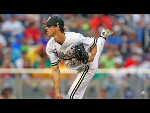 Vanderbilt RHP Walker Buehler Highlights ᴴᴰ