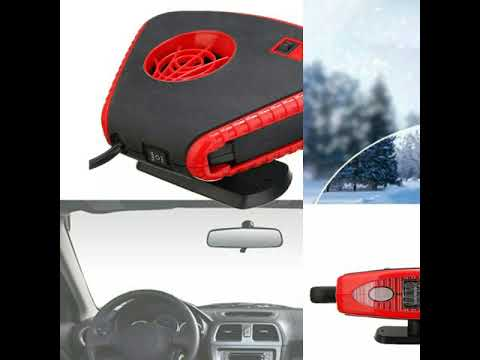 200w Portable Electric Car Heater F