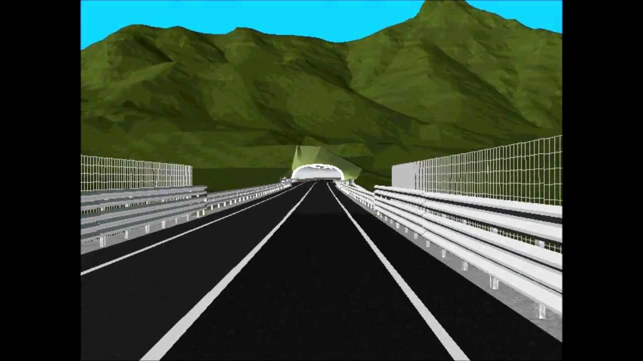 Autocad civil 3d modellazione del progetto stradale for Modellazione 3d gratis