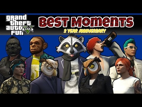GTA 5 Best Funny Moments - Cargo Plane Mod, Roller Coaster Glitch, Trolling, Skits, Compilation