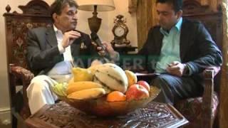 Raja Farooq Haider Khan (Ex PM AJK) - Interview part 2