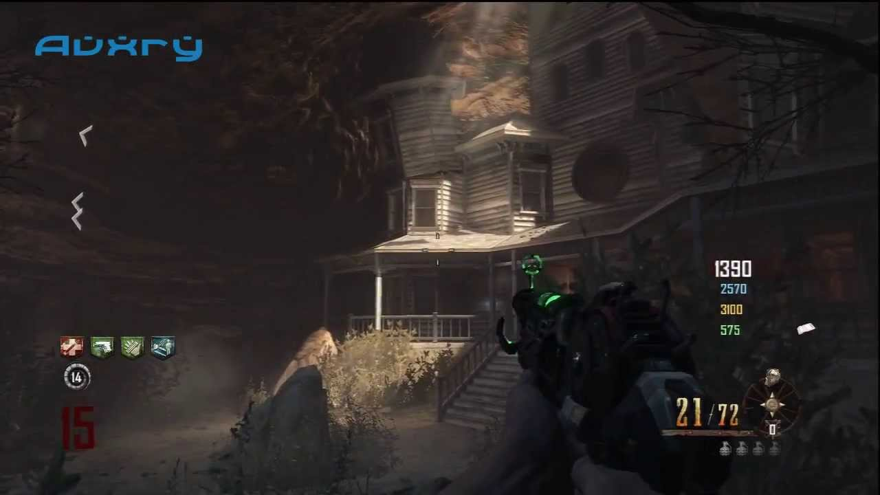 Black Ops 2 Zombies Buried New Way Into Witches Yard July 4