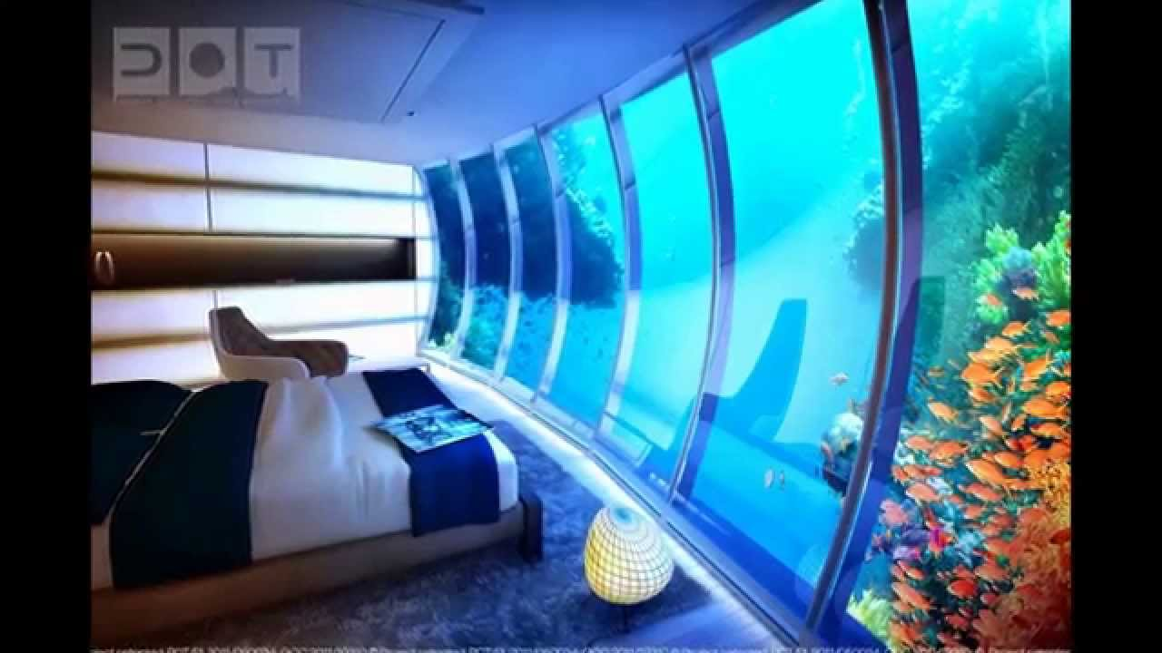 The Water Discus Underwater Hotel Going Above And Beyond All Standards Www Goodnews Ws