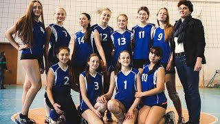 Volleyball Odessa Girls Team