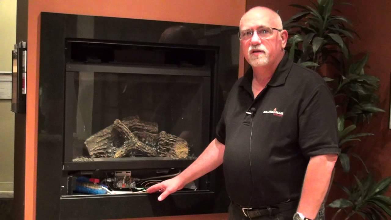 Heat & Glo Gas Fireplace Troubleshooting Video - YouTube
