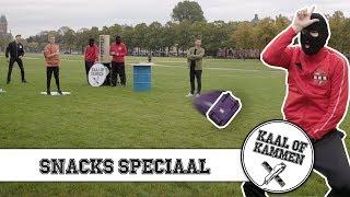 Snacks speciaal | Amsterdam | KAAL OF KAMMEN