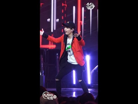 [MPD직캠] 방탄소년단 슈가 직캠 21세기 소녀 BTS SUGA 21st Century Girls Fancam @엠카운트다운_161013