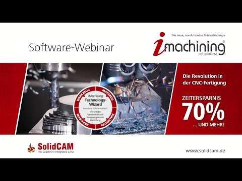 SolidCAM 2017 - Kanalsynchronisation