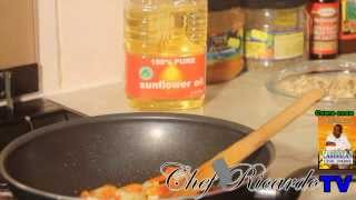 Recipes How To Cook Jamaica Fry Up Salt Fish From Chef Ricardo Cooking