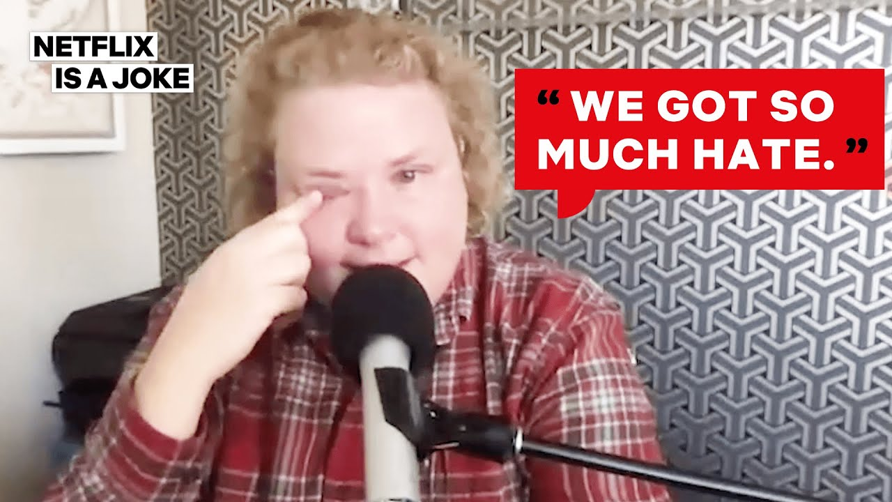 Fortune Feimster On Coming Out & Homophobic Haters