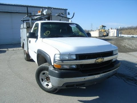 WORK TRUCK FOR SALE $2895 2001 chevy 3500 2wd srw UTILITY ...