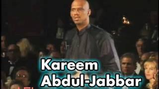 kareem abdul jabbar salutes jack nicholson at afi life achievement award