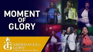 Fifi Clement|Because you're with me I will not fear|Open the floodgates of Heaven let it rain|Prayer