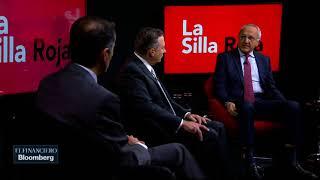Jesús Seade, próximo responsable de negociar el TLCAN, en La Silla Roja