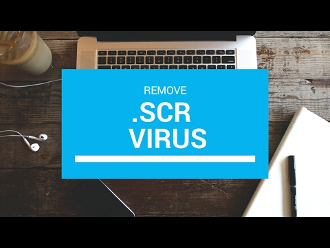 Remove.SCR VIRUS no antivirus required